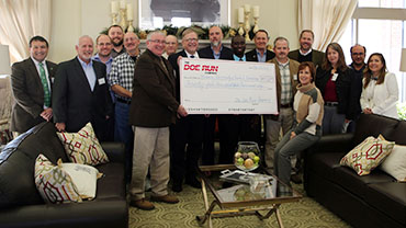 Doe Run donated $45,000 to Missouri University of Science and Technology as a part of our support of education at schools throughout our Southeast Missouri community.